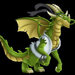 imagen del dragon artes marciales