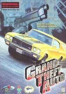 Grand Theft Auto   PC