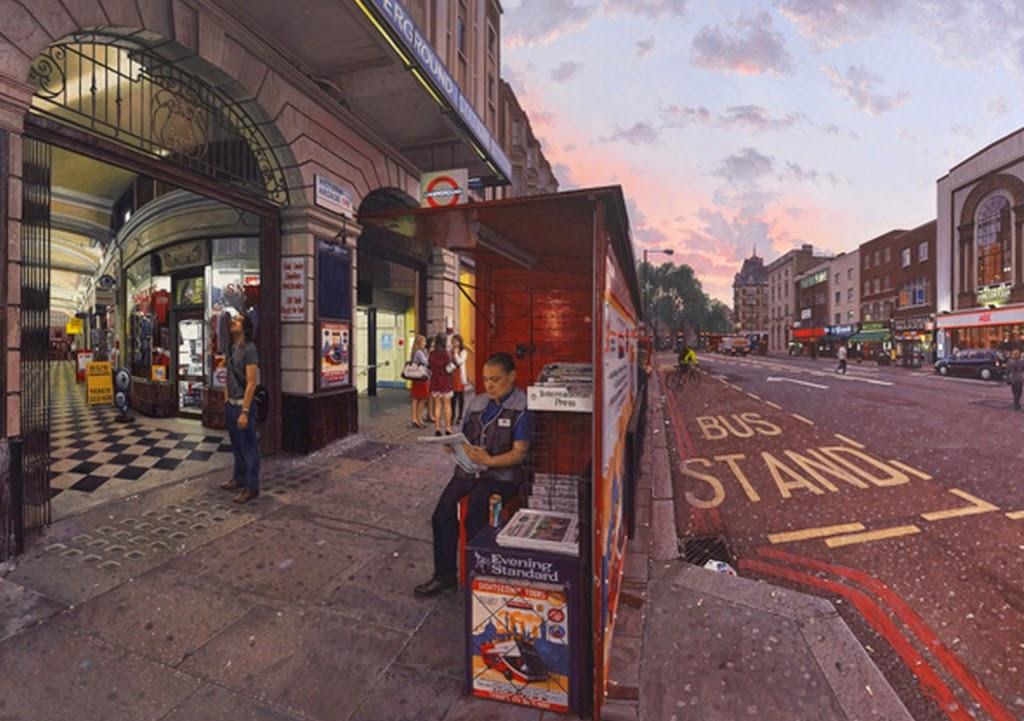 cuadros-de-paisajes-urbanos-estilo-hiperrealismo