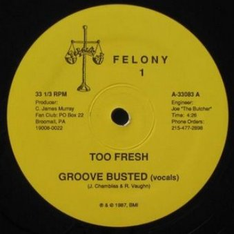 Too Fresh Groove Busted