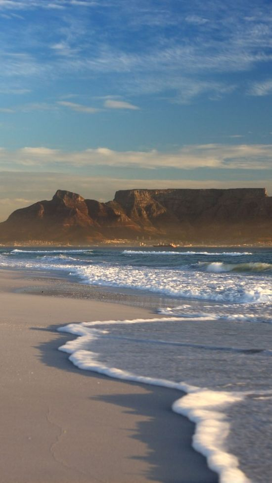 Table Mountain,South Africa