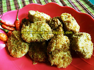 Resep Cara Membuat Nugget Tahu Ayam Enak, Renyah dan Gurih