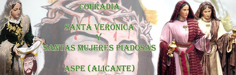 Cofradía Santa Mujer Verónica y Santas Mujeres Piadosas Aspe (Alicante)