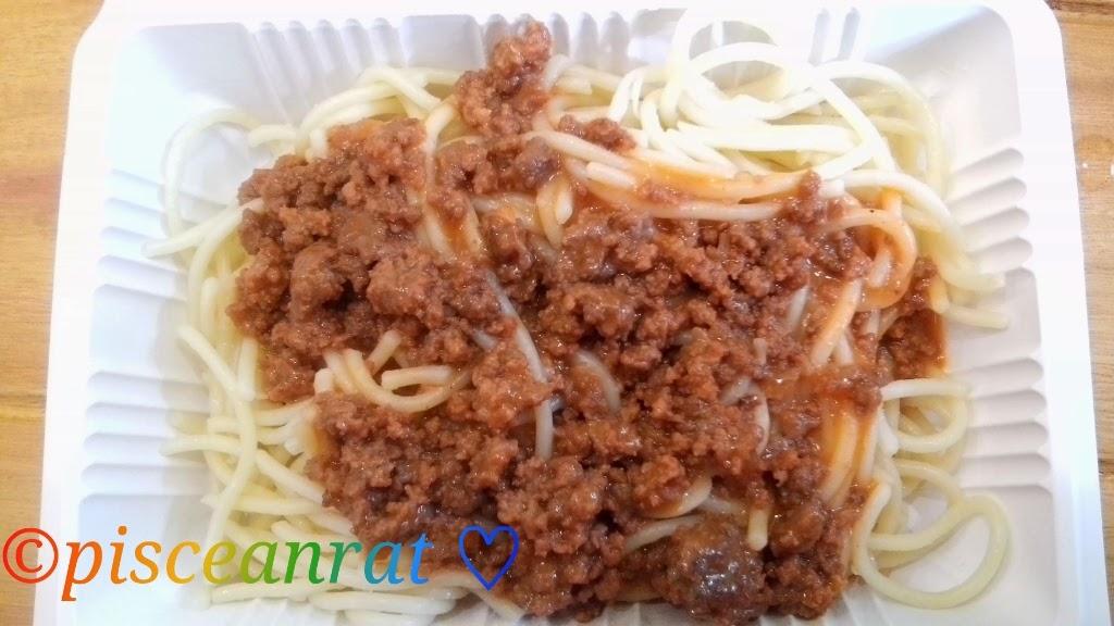 affinitea spaghetti