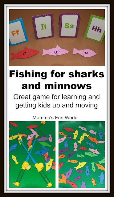 how to play sharks and minnows in the pool