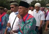 PEMBERANGKATAN CALON JAMAAH HAJI TANGSEL