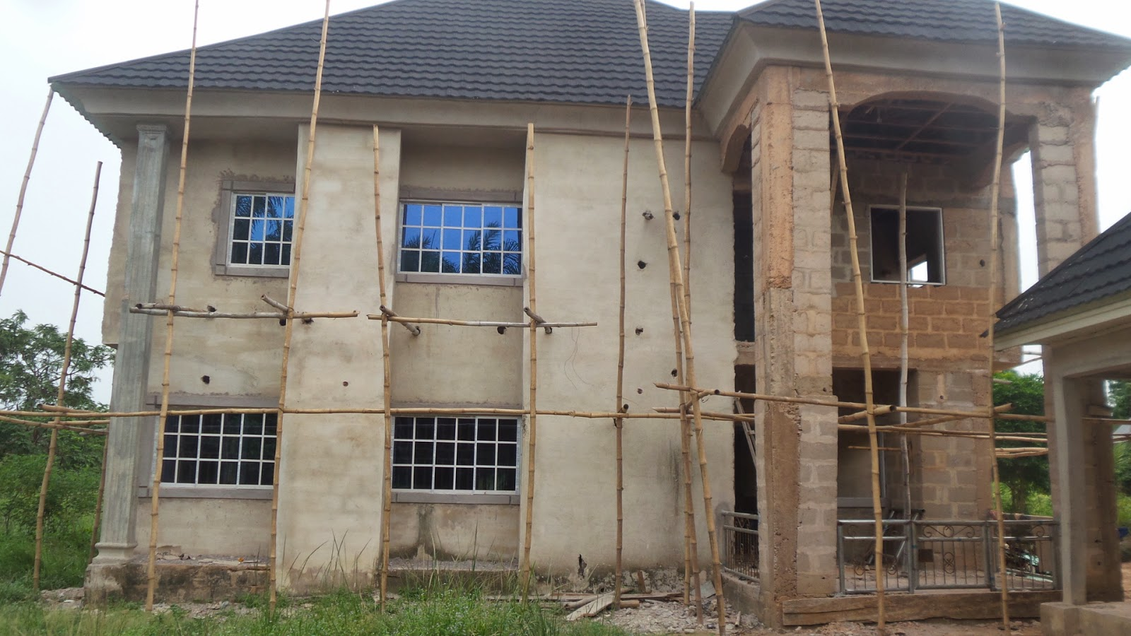 Updates from our ebonyi state duplex building