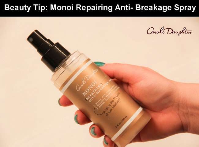 Monoi Repairing Anti-breakage Spray