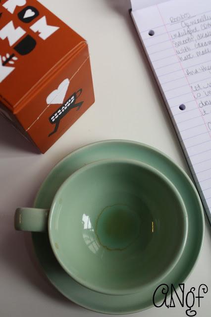 Kromland Farm's Organic Rooibos Caramel Tea Remnants | Anyonita-nibbles.co.uk