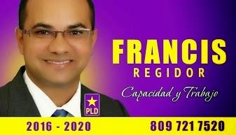 Francis, regidor!