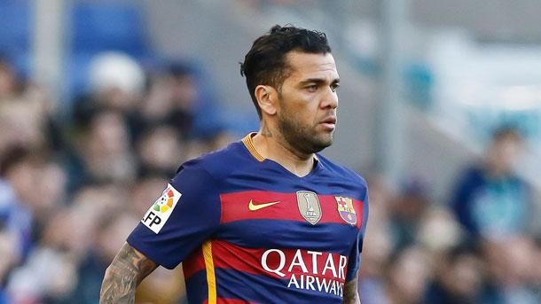 Dani Alves elogia el excelso momento deportivo del Barça