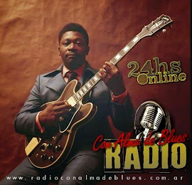 Con Alma de Blues Radio Page