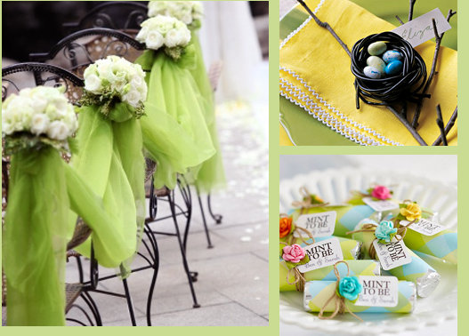 Bright and Colorful Spring Wedding Ideas and Inspriration