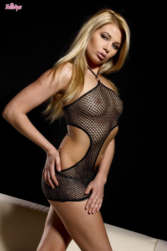 www.CelebTiger.com++Sexy+Model+Leany+In+Fishnet+See+Through+Dress+Nude+013 Leany Wearing A See Through Dress And Stripping Nude In Front Of Camera HQ Photo Gallery