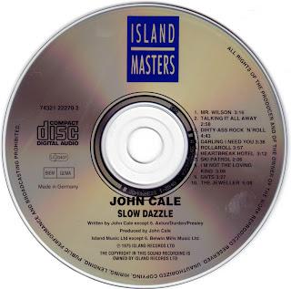 John Cale - Dirty Ass Rock 'n' Roll