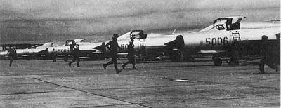 pesawat Tempur MiG-21 Fishbed
