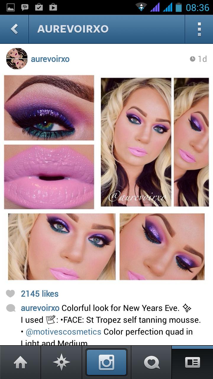 Imagini pentru instagram posts make up