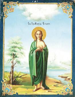 Azi 1 aprilie praznuirea Sfintei Maria Egipteanca