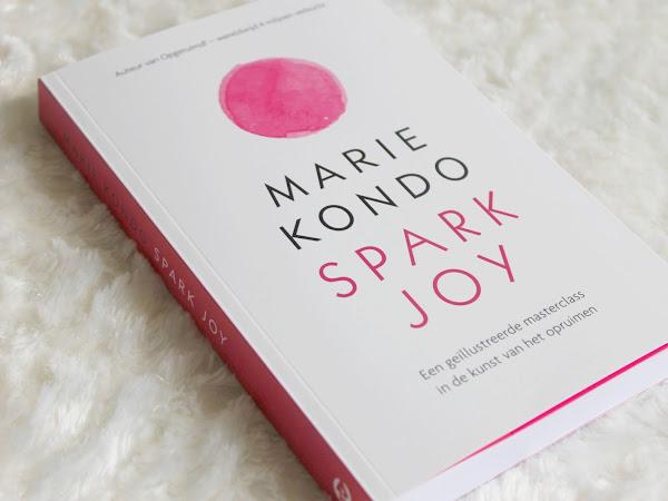 GIVEAWAY: Marie Kondo - Spark Joy