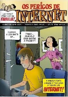 OS PERIGOS DE INTERNET