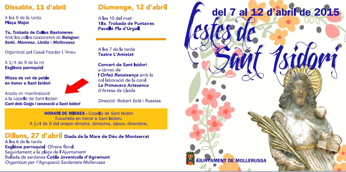http://algunsgoigs.blogspot.com.es/2014/06/goigs-sant-isidori-patro-de-mollerussa.html