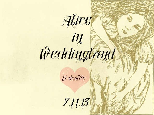 al son de un pincel alice in weddingland blog mi boda gratis