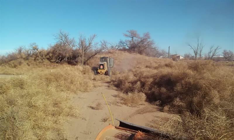 Des chasses neige pour lutter contre la sécheresse