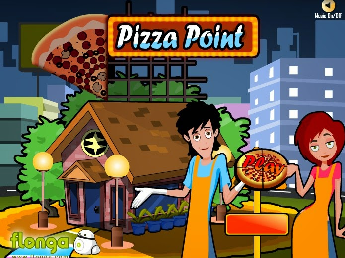 Permainan Memasak Pizza Online Gratis ~ Games Memasak Pizza