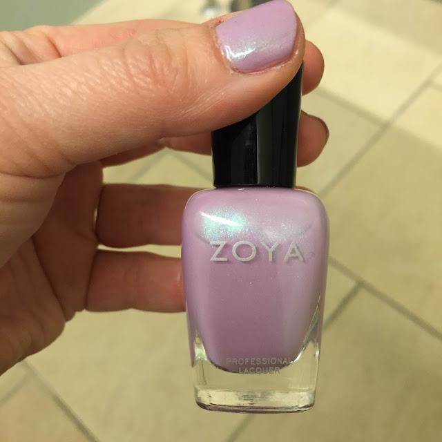 Zoya, Zoya Leslie, Zoya Spring 2015 Delight Collection, nails, nail polish, nail lacquer, nail varnish, manicure, #ManiMonday, Mani Monday
