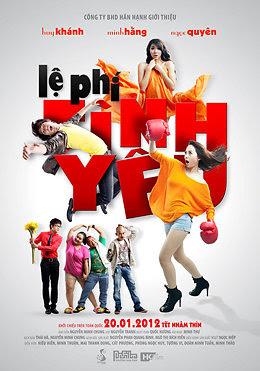 Phim Lệ Phí Tình Yêu 2012 (HD)