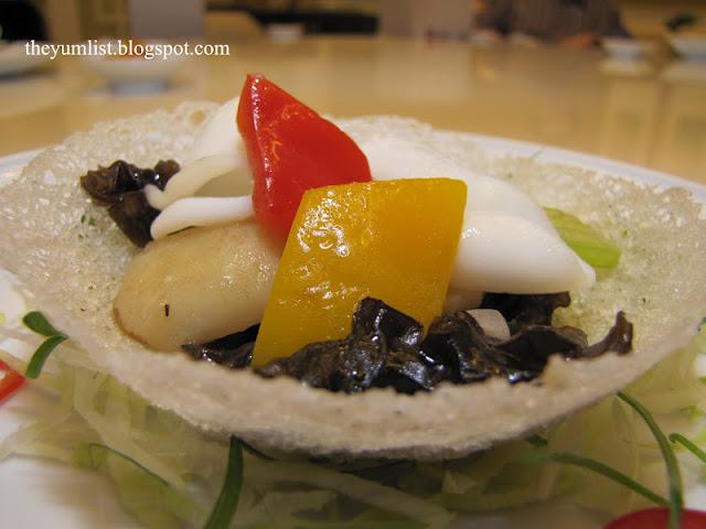 Mandarin Oriental Kuala Lumpur, Sanya, Lai Po Heen, Chinese restaurant, Hainan cuisine