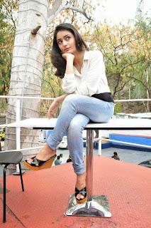 Tridha Choudhury Stills at Surya vs Surya Successful Meets 5.jpg