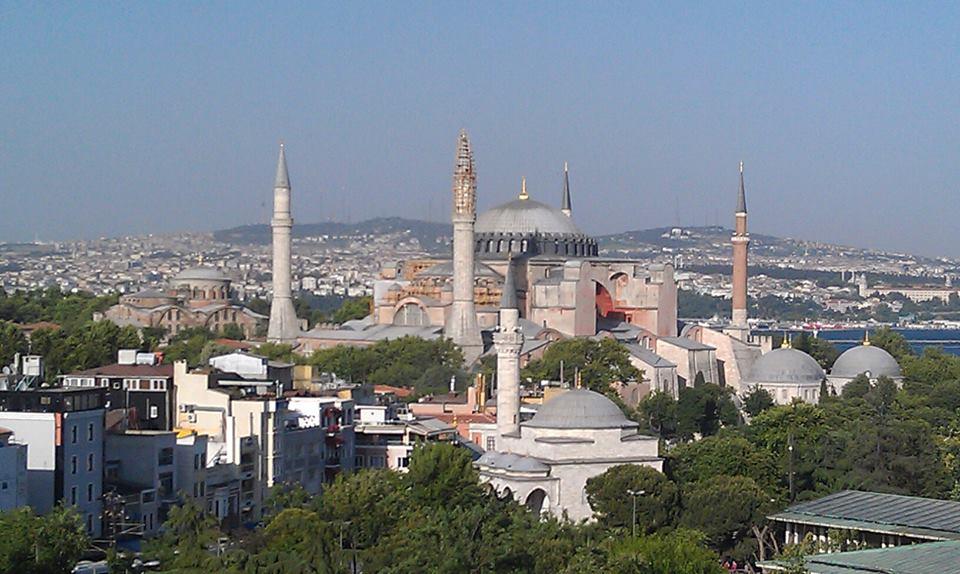 Common Denominator: Turkey Day 9: Istanbul was Constantinople...