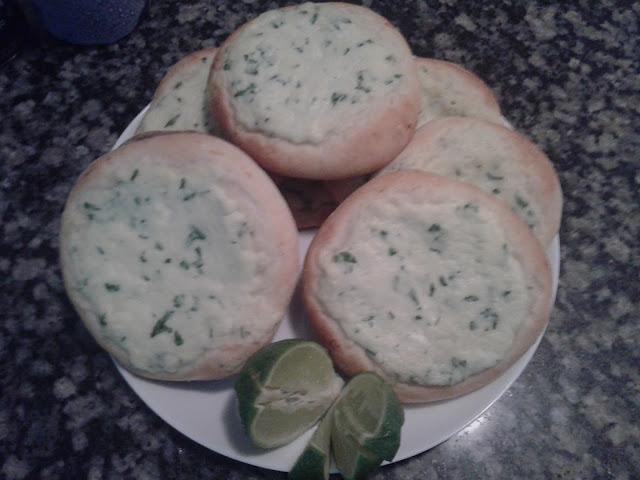receita de esfihas de queijo