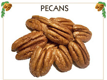 The world's largest pecan nursery is in Lumberton MS