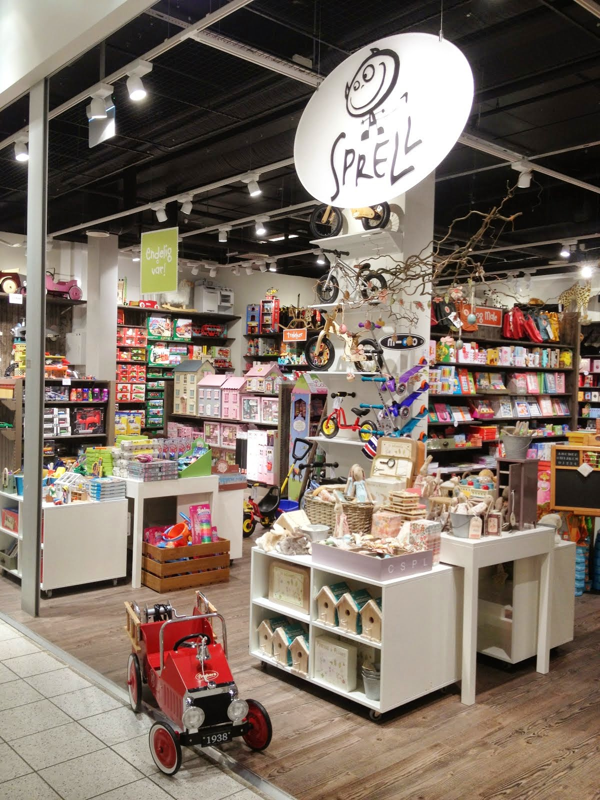 Ny butikk på CCVest