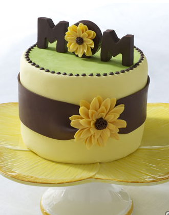 Cake Design For Moms : Mother s Day Cake Decorating Ideas : Let s Celebrate!