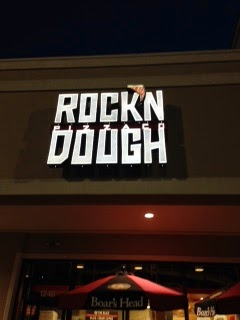 Rocku0027n Dough Is Located In East Memphis, Near Stash Furniture. The Inside  Of It Is Small But Nicely Furnished. We Go To Rocku0027n Dough When We Have A  Pizza ...