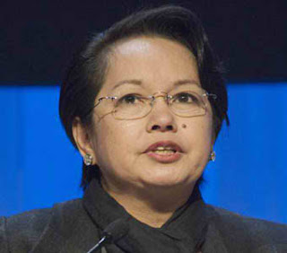 Gloria Macapagal-Arroyo sold the Spratly Islands to China