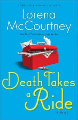 Death Takes a Ride {Lorena McCourtney} | #bookreview #tingsmombooks #christian