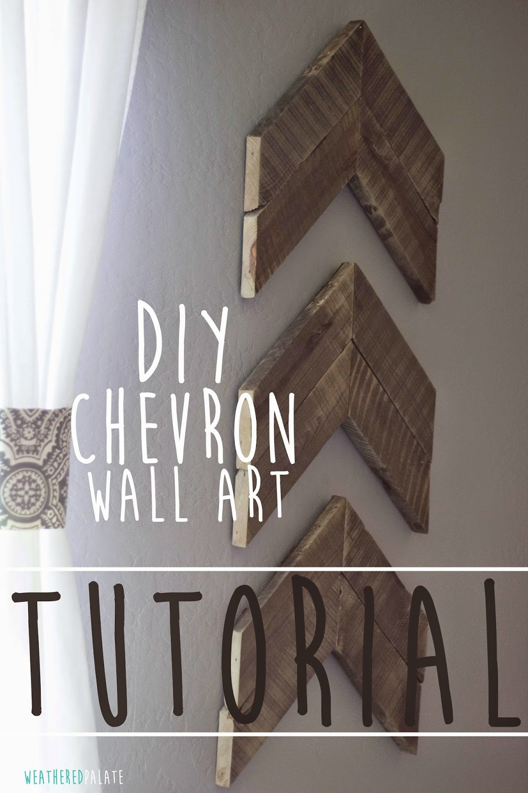 http://www.theweatheredpalate.com/2014/09/diy-chevron-wall-art-tutorial.html