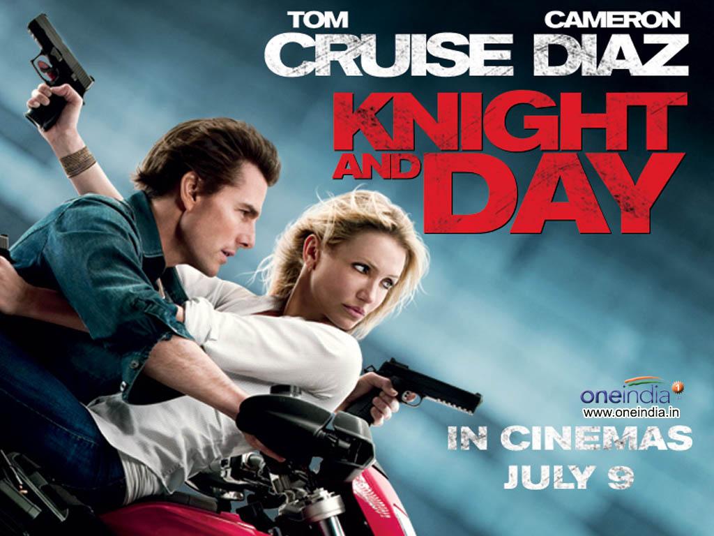 Xem phim Chuyện Tình Sát Thủ - Hiệp Sĩ Và Người Đẹp - Knight And Day 2010
