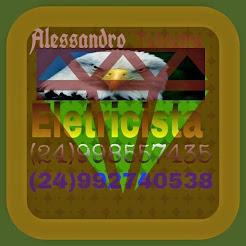 Alessandro Teixeira Especialista em ar condicionado e parte elétrica