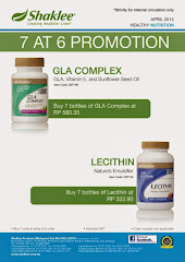 PROMOTION BUY 6 GET 7 - APRIL 2015