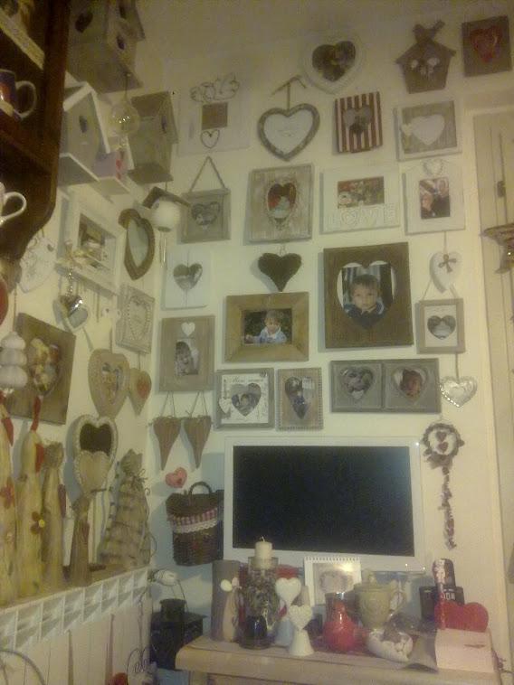 un angolo della mia cucina