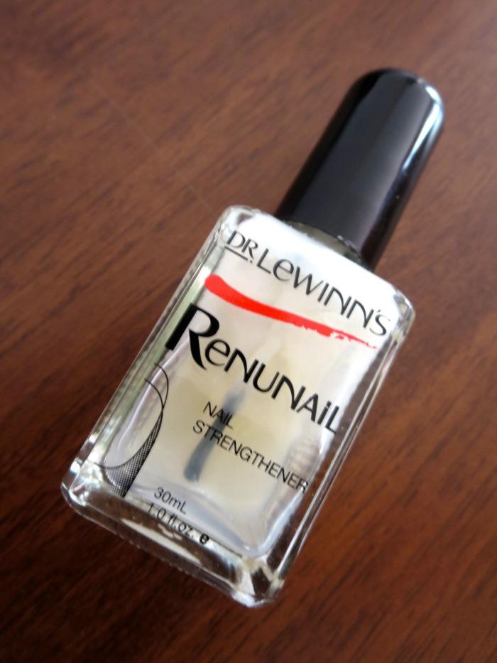 Dr. Lewinn's Renunail nail strengthener