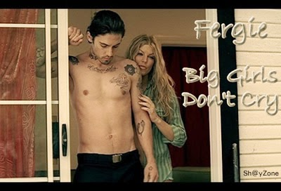Fergie Big Girls Don't Cry 2007