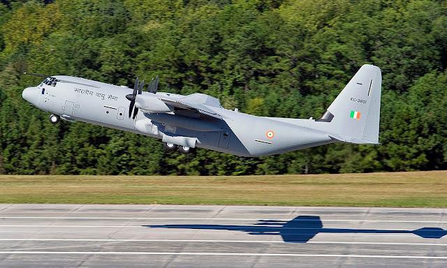 IAF C-130J Super Hercules