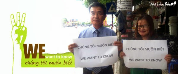 Nhà văn Nguyễn Xuân Nghĩa: Phong trào Chúng Tôi Muốn Biết rất cần thiết và trúng đích