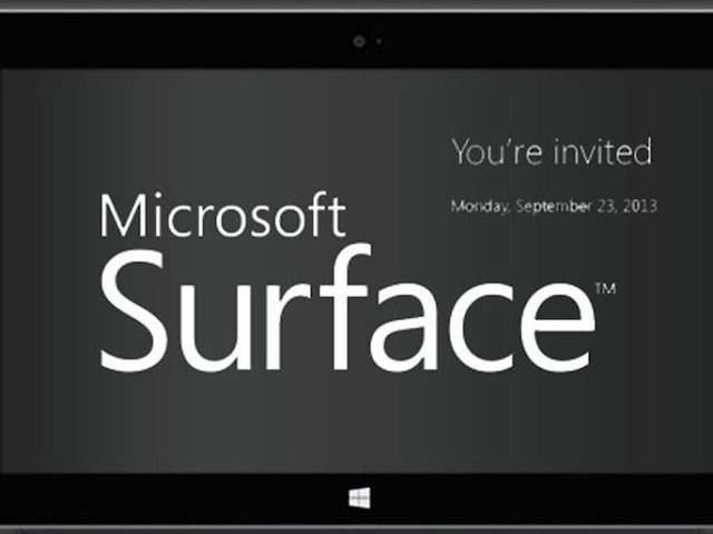Microsoft Prepare To Launch The New Surface Tablet